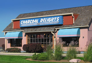 Charcoal Delights Restaurant in Des Plaines